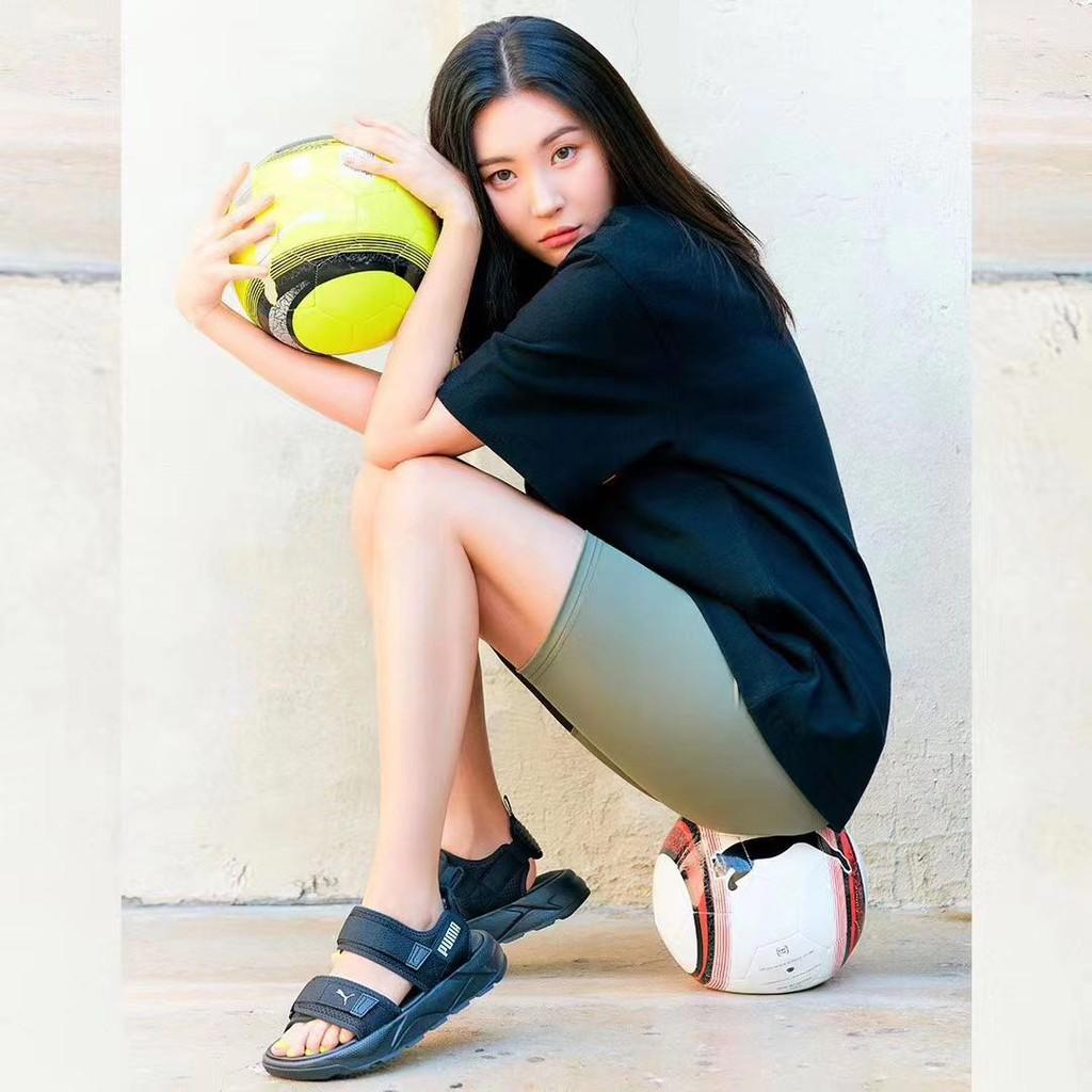 sandal Puma RS-Iri - All Black - Sneakerholic Vietnam