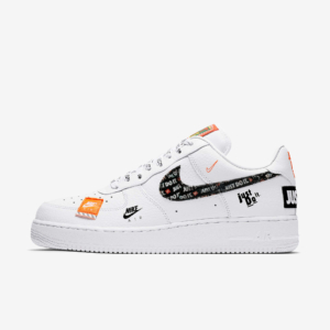 "Nike Air Force 1 '07 Premium ""Just Do It"""