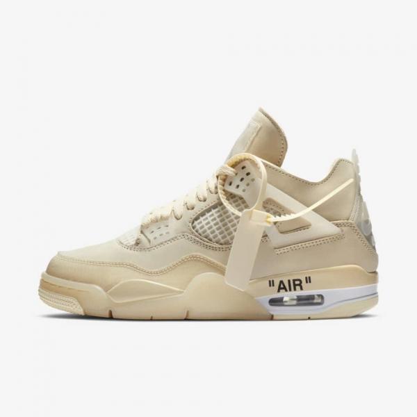 giay-Nike-Jordan4-Off-White-chinh-hang-CV9388-100